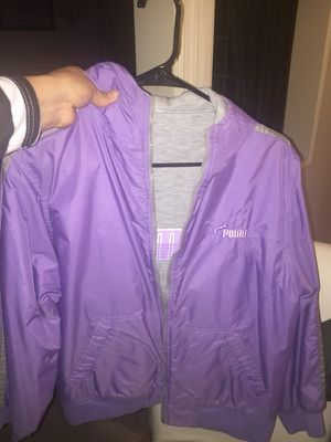 Lady Reversible Puma jacket for Sale in Chantilly, VA