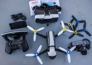 parrot bevop drone fpv bundle for Sale in Victorville, CA