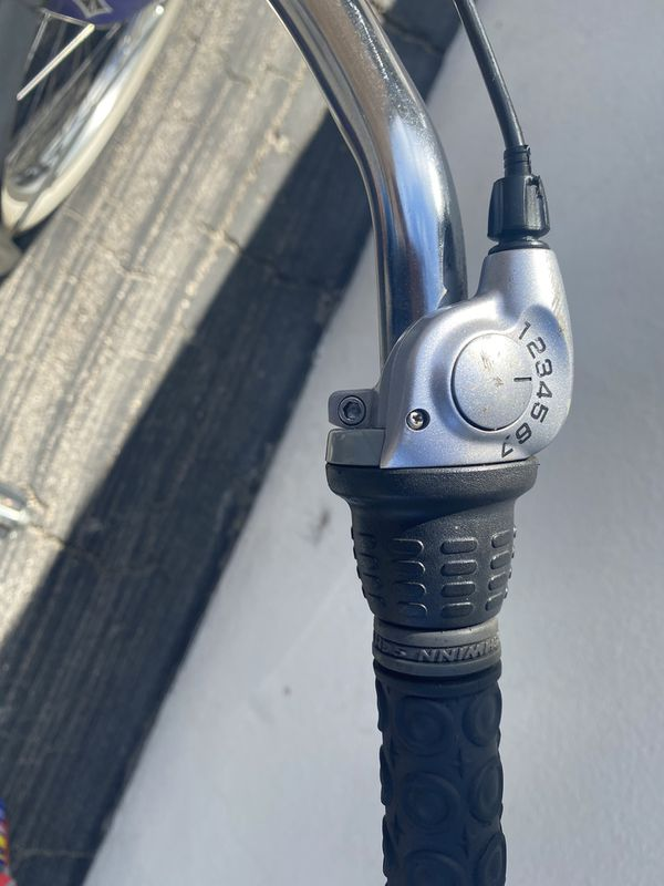 "Schwinn Typhoon Vintage Bike 7 Speed 26"" Wheel"