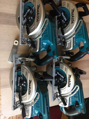 Four Makita 36v skillsaw tool only for Sale in Castro Valley, CA