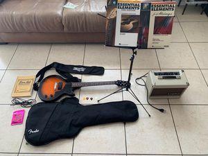 Guitar Set for Sale in Fort Lauderdale, FL