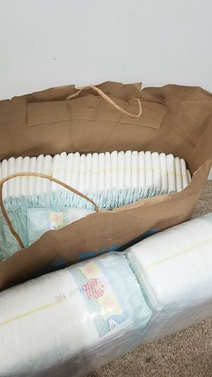 Pampers size 2 for Sale in Tigard, OR