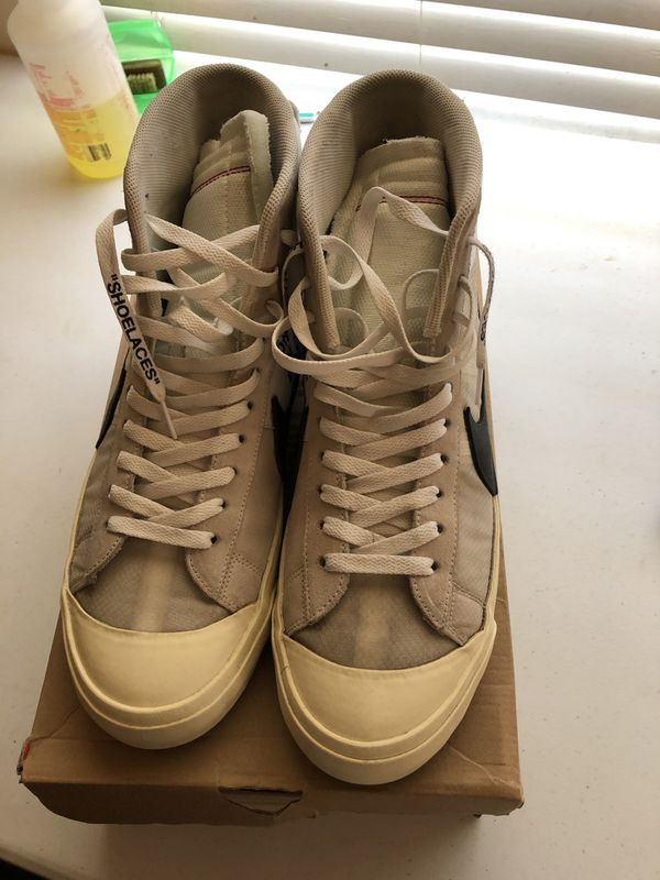 """Used Off-white blazers """"The Ten"""""""