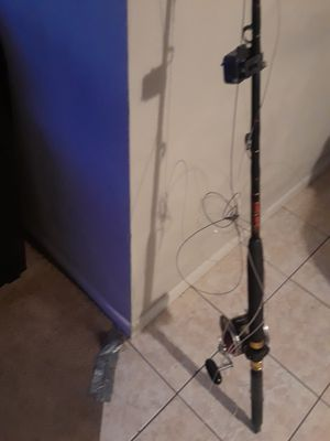 Penn 113 HZ Big Fish Pole With Reel for Sale in Jacksonville, FL