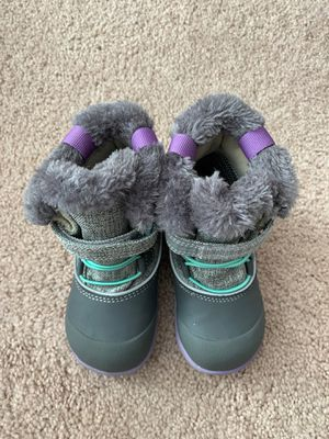 See Kai Run girls winter boots size 9 for Sale in Westlake, OH