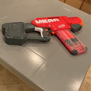Mega Red NerfGun Moter Battery Powered! for Sale in Chino Hills, CA