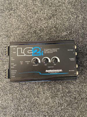 Audio Control LC2i for Sale in Goodyear, AZ