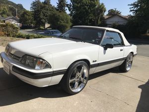 1991 mustang 5.0 5speed smog done 20 cobras for Sale in Richmond, CA