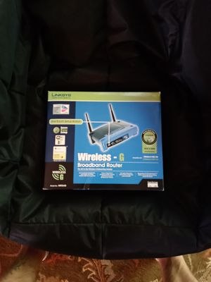 LINKSYS Wireless Router for Sale in Jackson, MI