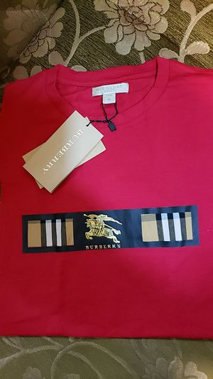 Burberry T shirt For Men M for Sale in Jersey City, NJ