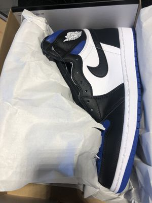 NIKE AIR JORDAN 1 ROYAL TOE SIZE 11 DS for Sale in Portland, OR