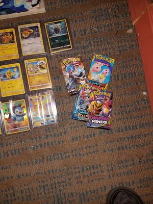 Pokemon collectors items. Cards, games, book, and toys. for Sale in Cleveland, OH