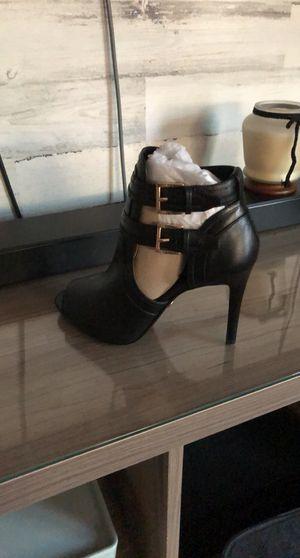 Michael Kors Blaze Pee-Toe Dress Booties Size 9 for Sale in El Monte, CA