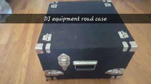 DJ equipment road case for Sale in Chicago, IL