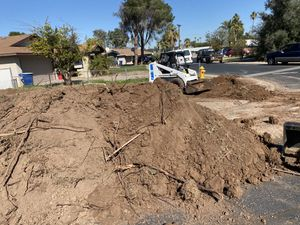 Free fill dirt - clean - drive up and load what you need. for Sale in Tempe, AZ