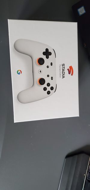 Stadia Premier Edition with chromecast ultra for Sale in Kirkland, WA