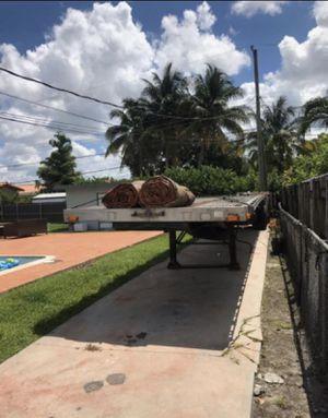Flatbed trailer for Sale in Miami, FL