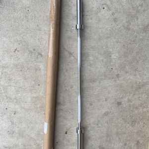 25LB CAP Barbell Olympic Bar- 5 Ft for Sale in Hacienda Heights, CA