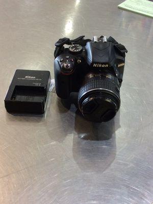 Nikon 24.2 megapixel camera with 18-55 lens for Sale in Phoenix, AZ