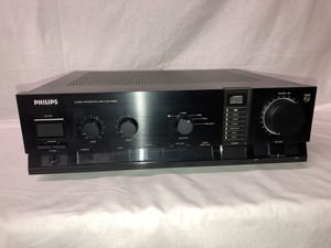 Philips FA860 Stereo Integrated Amplifier Rare for Sale in San Diego, CA