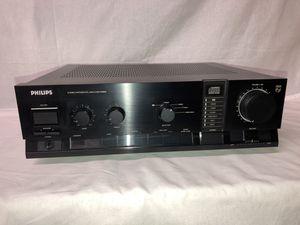 Philips FA860 Stereo Integrated Amplifier Rare for Sale in La Mesa, CA