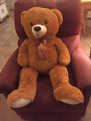 Brand new big stuffed teddy bear for Sale in Poolesville, MD