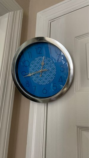 Working condition beautiful clock!!! for Sale in Winter Haven, FL