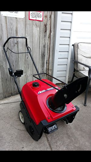 """Honda HS520 4-Cycle 20"""" Inch Snowblower W/Electric Start for Sale in Aurora, IL"""