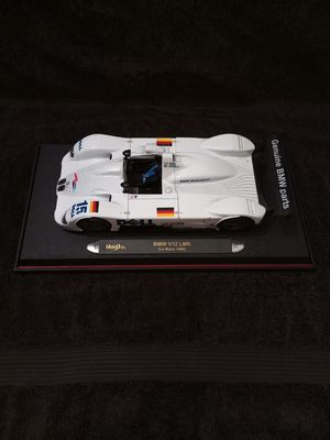 BMW V12 LMR (Le Mans 1999) model car for Sale in Long Beach, CA