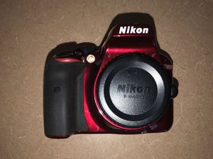 Nikon D3500 24.2MP Full HD DSLR Camera (Body Only) for Sale in Olympia, WA