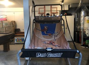 MD Sports Pro Court Basketball Hoop for Sale in Spanaway, WA
