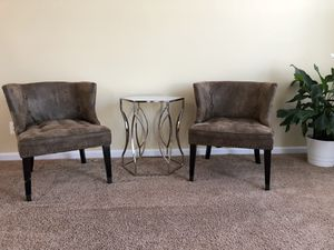 Accent chairs for Sale in Ashburn, VA