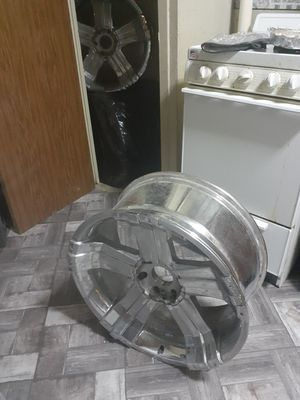"""4 22"""" chrome rims for Sale in New York, NY"""
