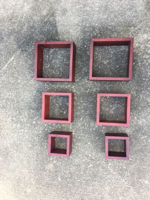 Square wall shelves for Sale in WILOUGHBY HLS, OH