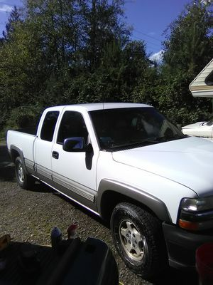2000 Chevy Silverado 4x4 for Sale in Sultan, WA
