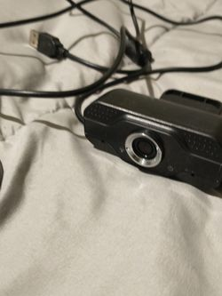Plug And Play 1080p Webcam With Manual Adjust Focus -no Box for Sale in Palmdale,  CA