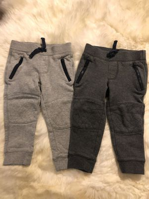 Gymboree joggers toddler size 2t. for Sale in Bakersfield, CA