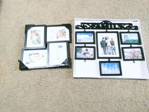 Two collage frames . Together$5 for Sale in Austin, TX