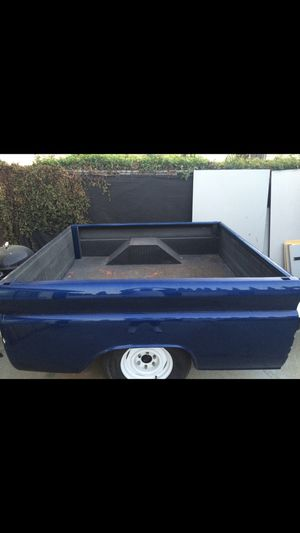1964 CHEVY SHORT BED TRAILER TRADE FOR SMOKER TRAILER for Sale in Long Beach, CA