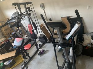 2 great workout machines for Sale in Oakley, CA