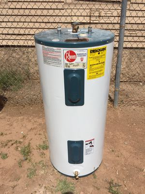 50 gal electric water heater $140$ for Sale in Laveen Village, AZ