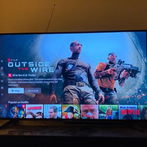 50in Series 6 Samsung Smart Tv for Sale in Boston, MA