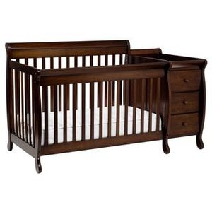 Crib and Changing Table Combo for Sale in Monroe, CT