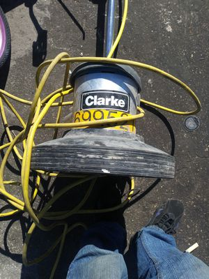 Clarke. CFP PRO 17 industrial/scrubber/sander (as is) for Sale in Orlando, FL