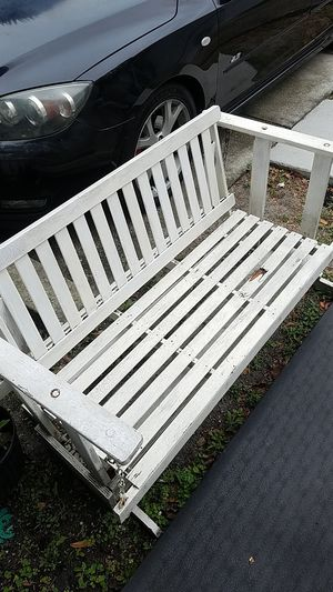 Porch swing bench for Sale in Orlando, FL