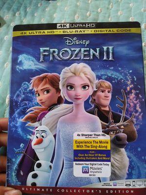 Frozen 2 4k Movie for Sale in Tolleson, AZ