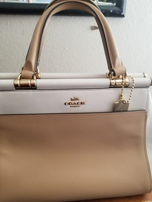 Real coach bag for Sale in Lakewood, CO