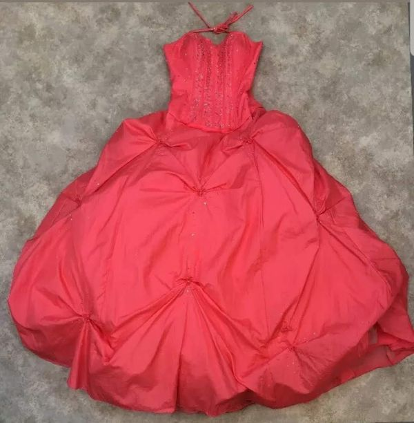 Party prom quinceanera dress