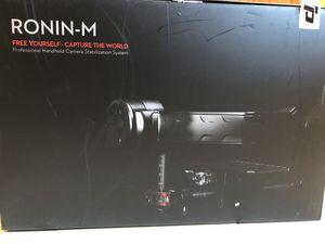 RONIM-M Professional Handheld Camera stabilization System for Sale in Diamond Bar, CA