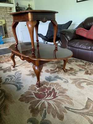 Coffee table set for Sale in Powell, OH